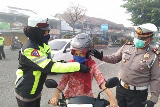 16.161 pengemudi ditilang pada hari ke-12 Operasi Patuh 2020