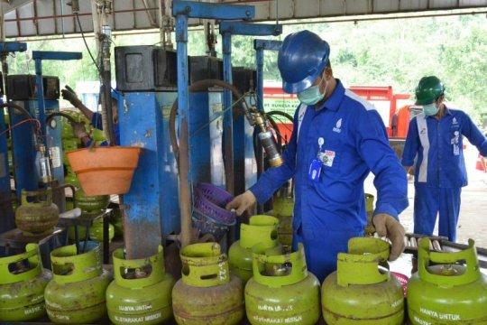 Idul Adha, Pertamina tambah 512.000 tabung elpiji 3 kg di Sumut