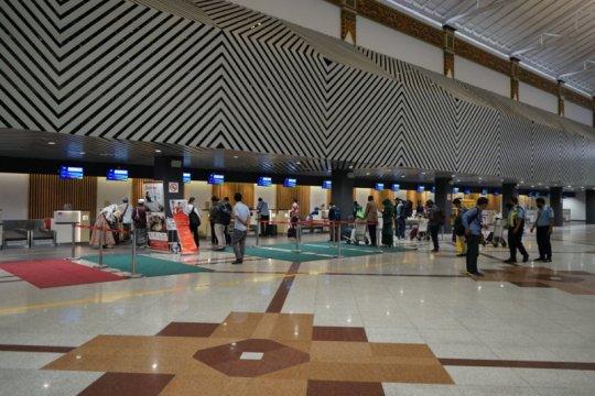 Pergerakan penumpang di Bandara AP I tumbuh 110 persen Juli 2020