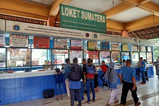 Terminal Kampung Rambutan siapkan 300 bus mudik Idul Adha
