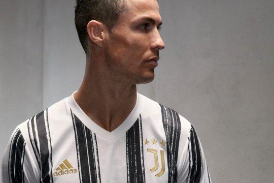 Juventus rilis jersey baru untuk musim 2020/2021