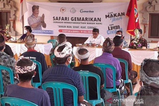 KKP dan Komisi IV DPR Safari Gemarikan di Bali