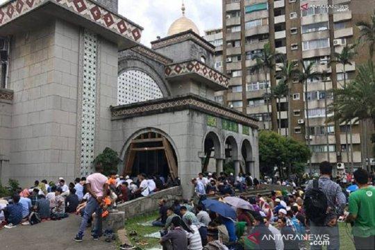 Taiwan merilis lima lokasi Shalat Id, satu khusus bagi WNI