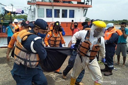 Jasad kru kapal bunker MT Altair ditemukan Basarnas Sumsel