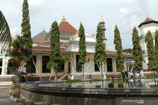 Masjid Agung Palembang batasi jamaah Shalat Id 3.000 orang