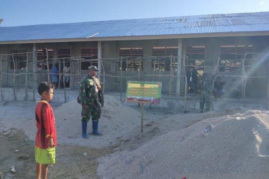 Kala TNI Manunggal wujudkan asa rakyat di pelosok Pulau Timor