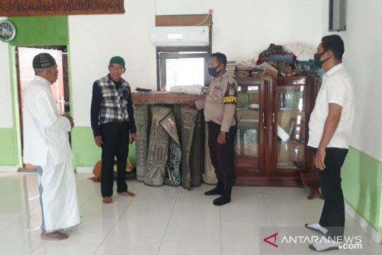 Uang dicuri, jamaah mushala Al Faidah Oesapa tunda kurban
