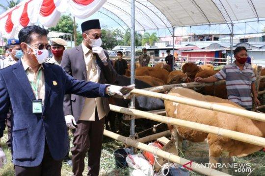 Panen pedet, Mentan dorong produksi ternak sapi di Sulawesi Selatan
