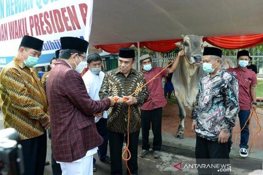 Idhul Adha,  Masjid Istiqlal potong 36 hewan kurban pada Sabtu