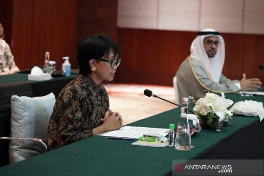 Indonesia terus dorong kerja sama ekonomi dengan UAE meski pandemi