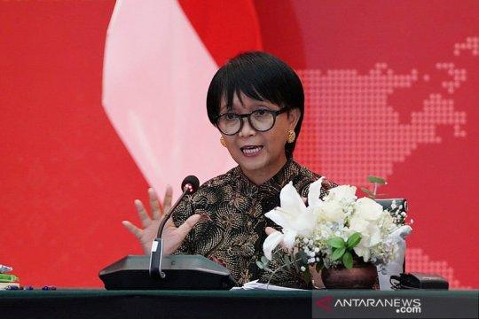 Menlu Retno desak China tegakkan hukum atas kasus para ABK Indonesia