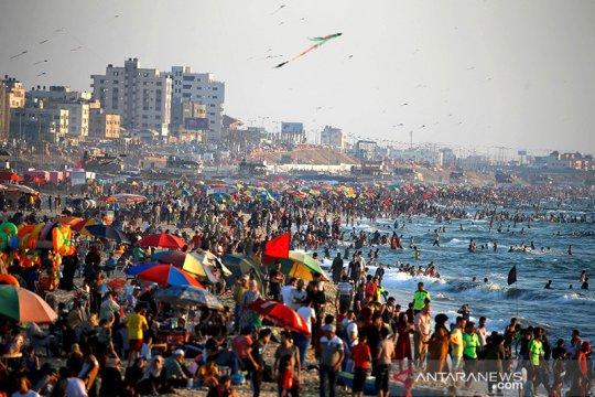 Palestina catat 520 kasus baru corona