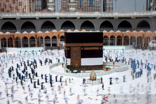 Pemerintah tunggu pengumuman Arab Saudi perihal izin umrah