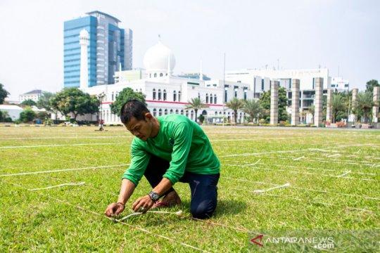 Shalat Idul Adha di Balai Kota Jakarta terbatas hanya untuk 500 orang