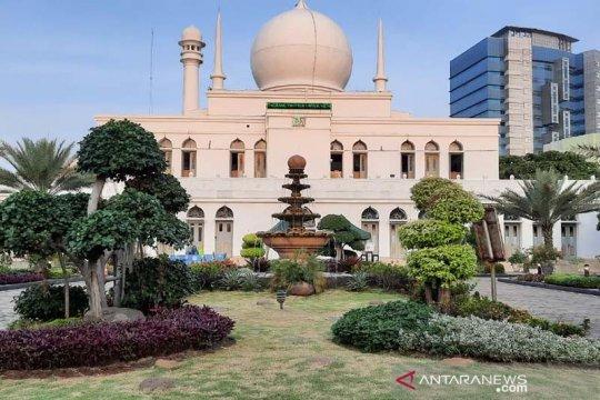 Masjid Al-Azhar gelar Shalat Id dengan protokol kesehatan ketat