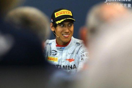 Sean Gelael inginkan poin meski balapan di Silverstone bakal keras