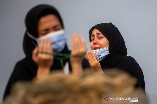 Doa jamaah haji di tengah Pendemi