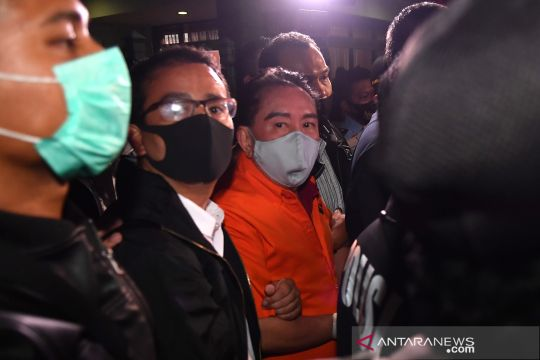 Djoko Tjandra tiba di Bandara Halim Perdanakusuma