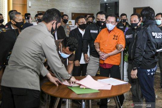 "KPK hadiri gelar perkara ""red notice"" di Bareskrim"