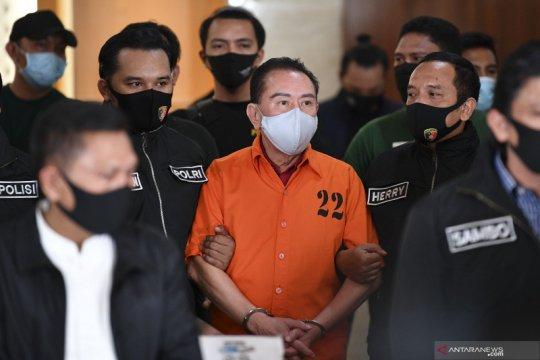 Sahroni minta lembaga hukum tindak oknum terlibat kasus Djoko Tjandra