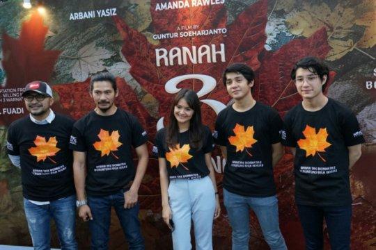 """""""Ranah 3 Warna"""" selesai diproduksi, siap tayang di bioskop"""