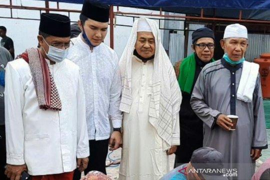 Aldi Taher habiskan momen Idul Adha tahun ini di Palu