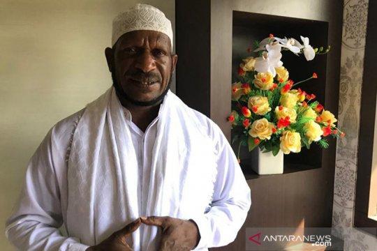 Shalat Idul Adha di Papua sesuai protokol kesehatan