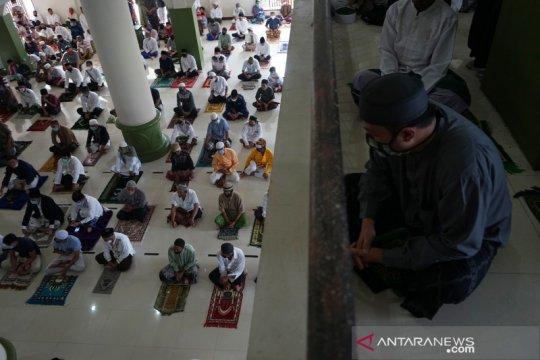 Shalat Idul Adha di Gorontalo