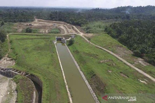 Kementerian PUPR bangun tujuh proyek irigasi strategis