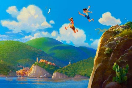 """Film animasi Disney Pixar """"Luca"""" rilis di bioskop 2021"""