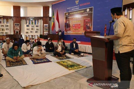 Warga Indonesia di Ethiopia shalat Idul Adha di dua tempat terpisah