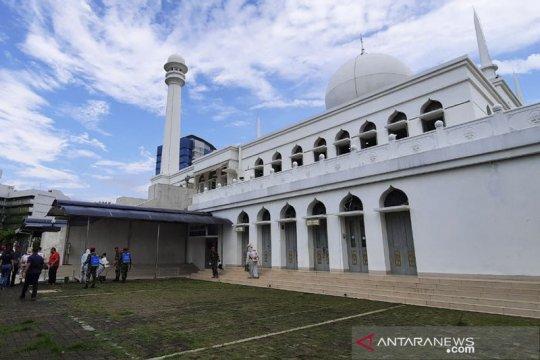 Cuaca cerah warnai perayaan Idul Adha 1441H di Ibu Kota