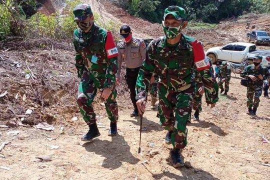 TMMD di Aceh bangun 9,8 kilometer jalan