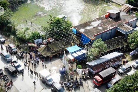 Bantuan presiden untuk korban banjir bandang Masamba