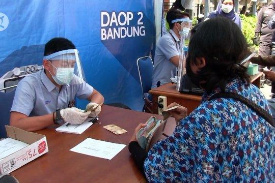 """Biaya """"rapid test"""" Rp85 ribu per orang di Stasiun Bandung"""