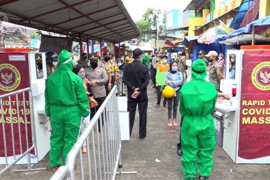 BIN gelar uji cepat COVID-19 massal di Pasar Ciawi