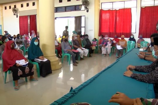 Mendes PDTT sebut 70.546 desa telah salurkan BLT