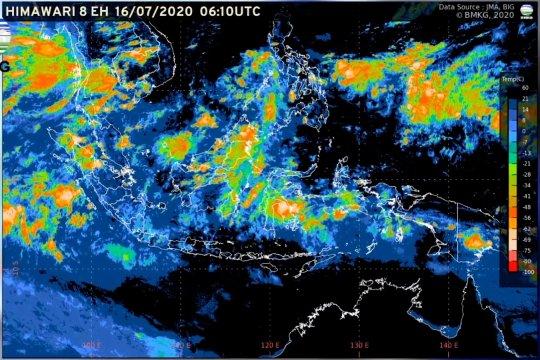 BMKG sebut 64 persen wilayah Indonesia sudah memasuki musim kemarau
