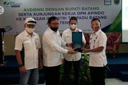 BP Jamsostek ingin lindungi pekerja KIT Batang