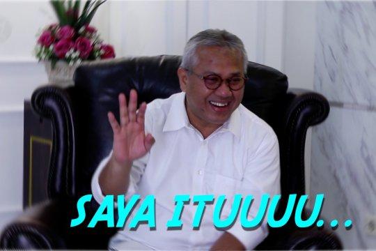 30 Menit - Ketua KPU - Mengenal sisi lain Arief Budiman
