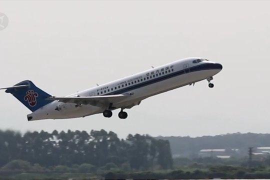 China Southern Airlines mulai gunakan pesawat ARJ21