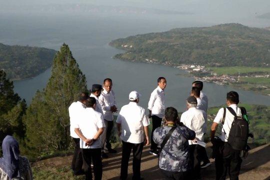 Danau Toba resmi sandang Unescoa Global Geopark