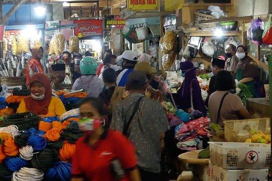 Pasar di Temanggung aman dari COVID-19
