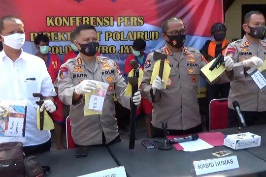 Polisi tangkap perompak di Perairan Kepulauan Seribu