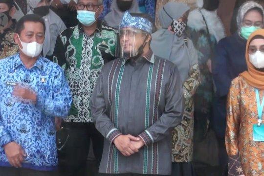 DPR RI apresiasi pelaksanaan PJJ di Kota Bandung