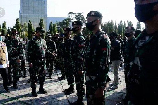 3.000 Personel TNI diterjunkan, satgas karhutla fokus pemadaman