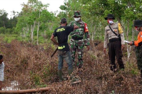 Cegah karhutla Manggala Agni gelar patroli terpadu