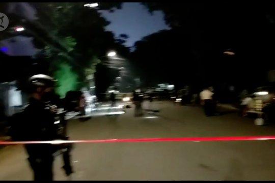 Kapolres sebut ledakan di Menteng tidak terkait terorisme