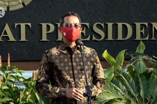 Kasetpres Heru Budi jabarkan ketatnya protokol kesehatan di Istana