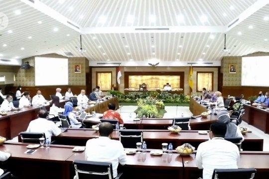 Menteri ATR diskusikan Jabodetabek-Punjur dengan 5 kepala daerah di Banten